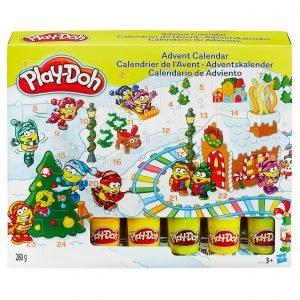 Play-Doh Joulukalenteri