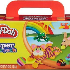 Play-Doh Muovailuvaha Super Color Pack 20 purkkia