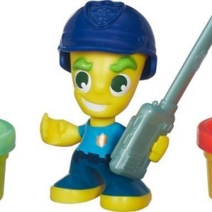 Play-Doh Muovailuvaha Town Figure Police