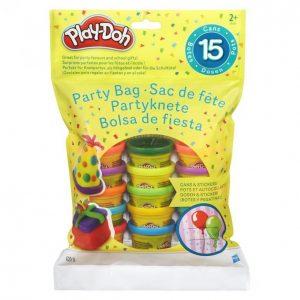 Play-Doh Muovailuvahapussi 15 Väriä Party Bag