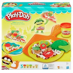 Play-Doh Pizza Party Set -lelusetti