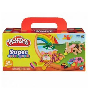 Play-Doh Super Color Pack 20-Pakkaus