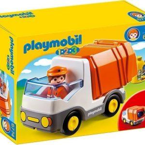 Playmobil 1.2.3 Jäteauto