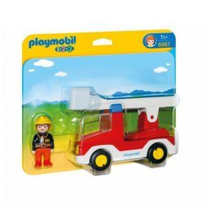 Playmobil 1.2.3 Paloauto