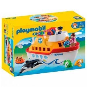 Playmobil 1.2.3 Vene