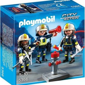 Playmobil City Action Palopelastus