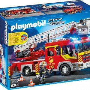 Playmobil City Action Tikasauto valo- ja äänitoiminnolla
