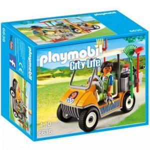 Playmobil City Life Eläintarhan Auto