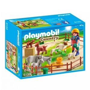 Playmobil Country Maatilan Eläinaitaus