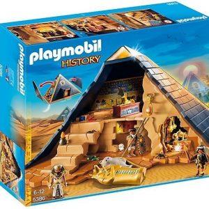 Playmobil Faaraon pyramidi