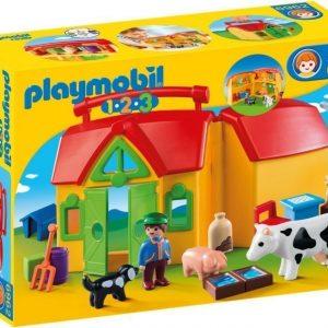 Playmobil Kannettava maatila