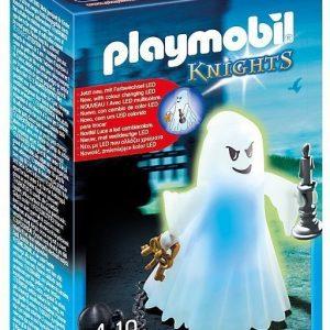 Playmobil Knights Linnan kummitus LED-lampulla