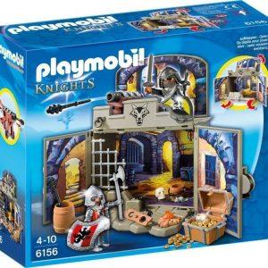 Playmobil Knights Ritarin aarrekammio