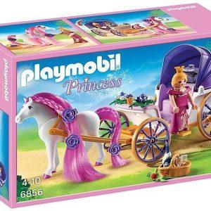 Playmobil Kuningaspari ja vaunut