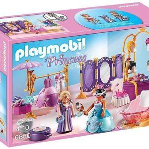 Playmobil Kuninkaallinen vaatehuone