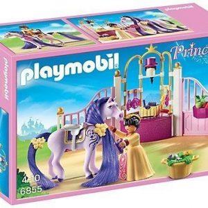 Playmobil Linnan talli
