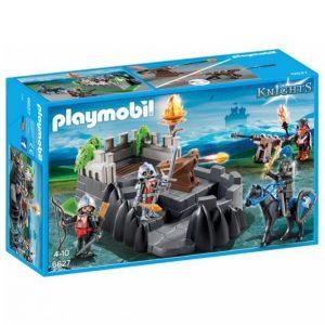 Playmobil Lohikäärmeritarien Linnake