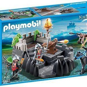 Playmobil Lohikäärmeritarien linnoitus