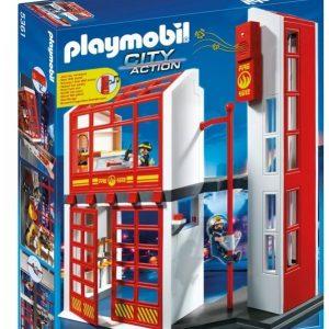 Playmobil Paloasema Jossa Hälytin