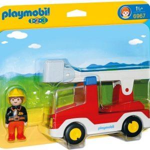 Playmobil Paloauto ja tikkaat