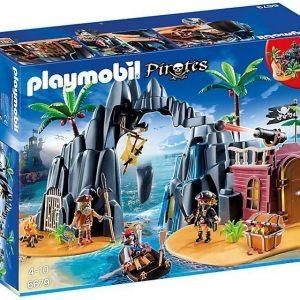 Playmobil Pirates Merirosvojen aarresaari
