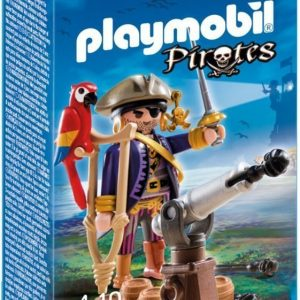 Playmobil Pirates Merirosvokapteeni