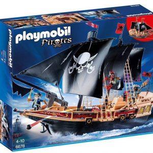 Playmobil Pirates Merirosvolaivan hyökkäys