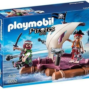 Playmobil Pirates Merirosvolautta