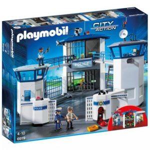 Playmobil Poliisiasema Ja Vankila
