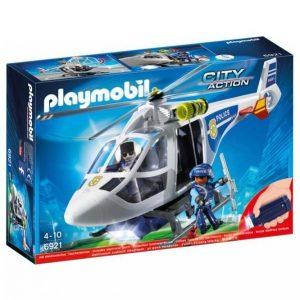 Playmobil Poliisihelikopteri