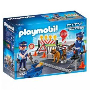 Playmobil Poliisin Tiesulku