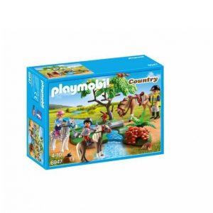 Playmobil Poni Ratsastustunti