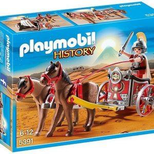 Playmobil Roomalaiset taisteluvaunut