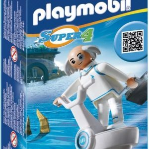 Playmobil Super 4 Dr. X
