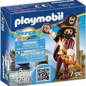 Playmobil Super 4 Haiparta