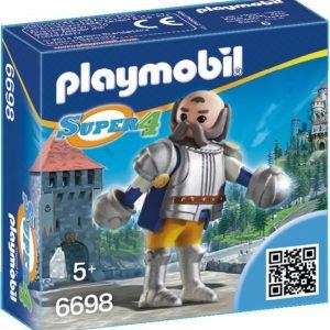 Playmobil Super 4 Kuninkaallinen vartija Sir Ulf