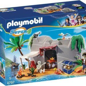 Playmobil Super 4 Merirosvoluola