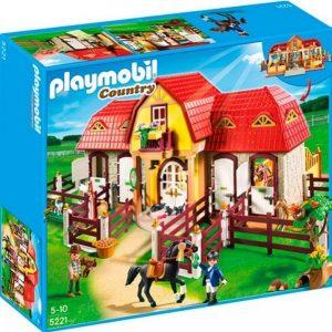 Playmobil Suuri Hevostila