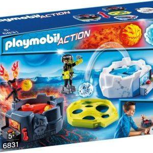 Playmobil Toimintapeli Fire & Ice