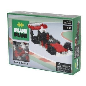 Plus Plus Mini basic kilpa-auto 170 palaa