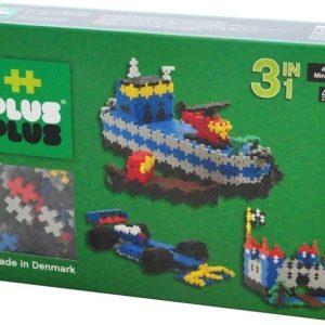 Plus Plus Rakennussarja Mini Basic 3 in 1 480 osaa