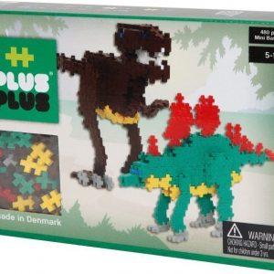 Plus Plus Rakennussarja Mini Basic Dinosaurukset 480 osaa