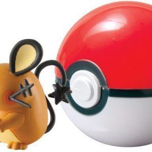 Pokémon Clip 'n' Carry Ball Dedenne + Poke Ball