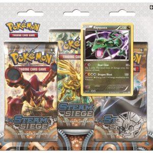 Pokémon Poke Blister 3P XY11 Steam Siege