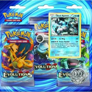Pokémon Poke Blister 3P XY12 Evolutions