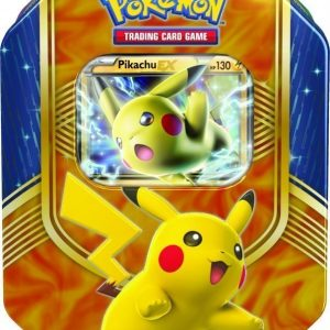 Pokémon Poke Tin 2016 Fall Pikachu