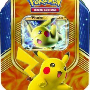 Pokémon Poke Tin 2016 Fall Pikachu
