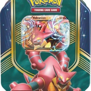 Pokémon Poke Tin 2016 Fall Volcanion