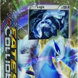 Pokémon Poke XY10 Fates Collide Theme Lugia