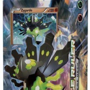 Pokémon Poke XY10 Fates Collide Theme Zygarde